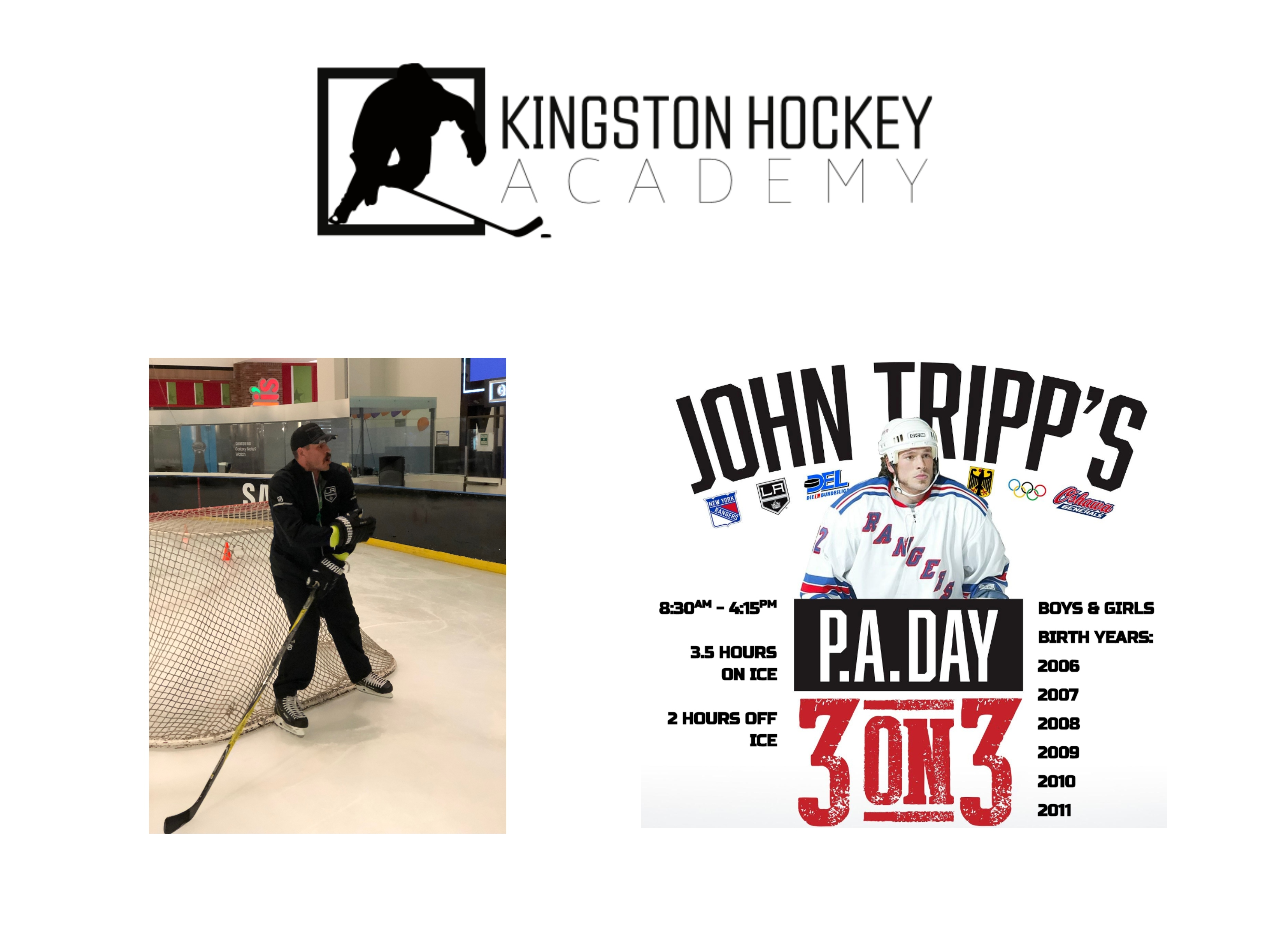 John Tripp-Kingston Hockey Academy