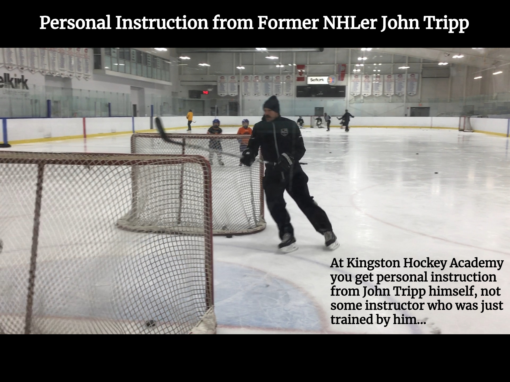 Personal Instruction from John Tripp