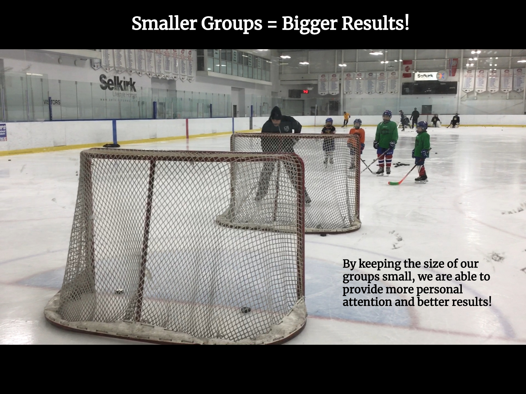 Smaller Groups Equals Bigger Results